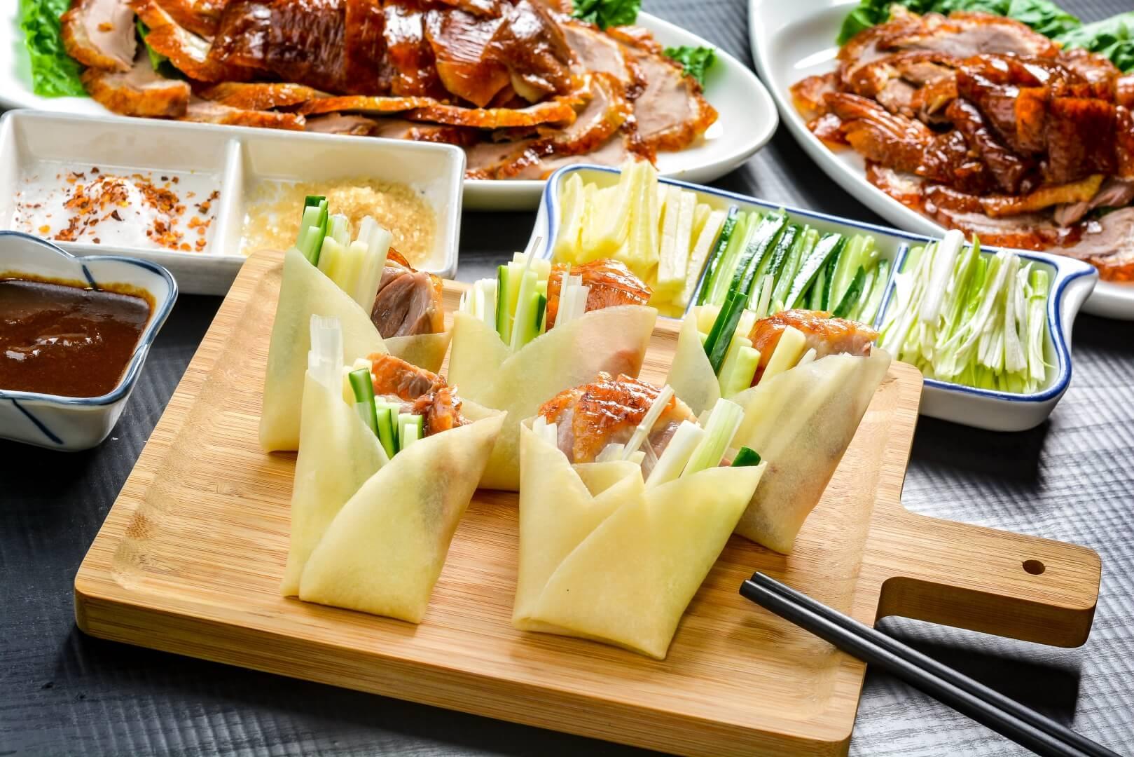 京都片皮鴨北京烤鴨